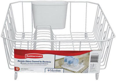 Rubbermaid Food Products 1858911 Rubbermaid, Large, White