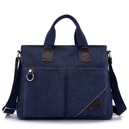 bolsa de lona/M paquete/bolso/maletín/bolso de hombro de los hombres/Bolsa de viaje de negocios/bolsa ocasional ordenador-D C