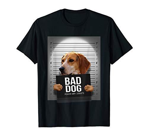 (Treeing Walker Coonhound Mugshot Shirt)