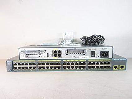 Amazon com: Cisco Systems CCENT CCNA CCNP CCIE Lab Kit WS