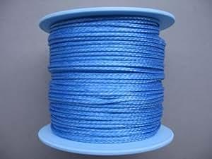 Dyneema flechtschnur Azul 2mm de diámetro (Dyneema trenzado Lino)