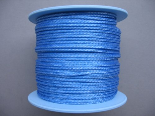 Dyneema Flechtschnur blau Durchmesser 2mm (Dyneema-Flechtleinen) B001ACFNHM Tauwerk Erschwinglich