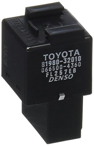 Genuine Toyota (81980-32010) Turn Signal Flasher Assembly