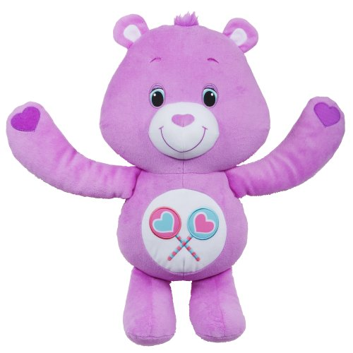 - Care Bears Hug Me Back Share Bear Plush