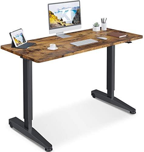 Best home office desk: ODK Standing Desk Pneumatic Height Adjustable Desk