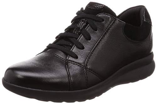 Clarks Un Adorn Lace, Zapatos de Cordones Derby para Mujer