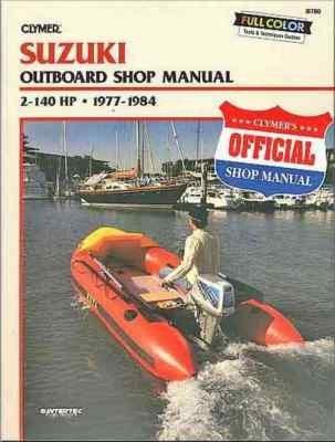 (Clymer Suzuki Outboards Manual)