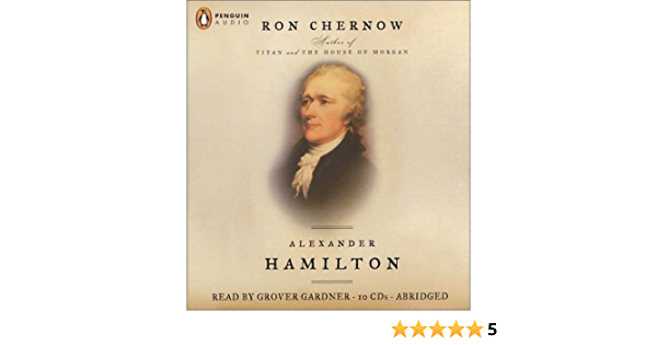 Alexander Hamilton by Ron Chernow (2004-04-26): Amazon.es