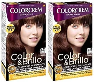 Colorcrem Tinte 2X1 5.53 Bombon Ten 400 gr: Amazon.es: Belleza