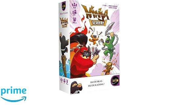 IELLO - Ninja Academy 51608: Amazon.es: Juguetes y juegos
