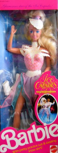 Barbie Ice Capades Doll (1989)
