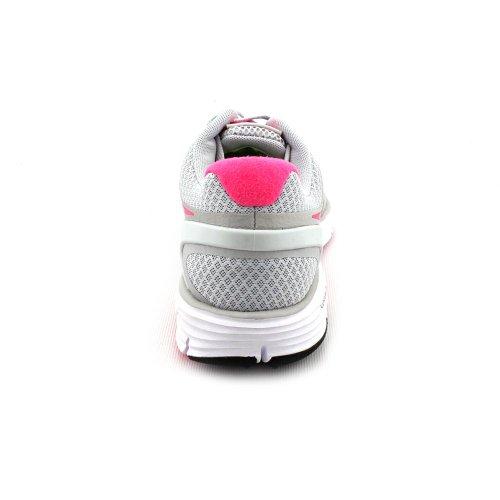 Nike Dames Lunarglide 3 Platina Roze Flitser Pro Platina / Roze Flits-wit-violet