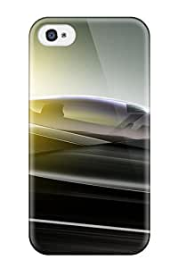 Fashion Tpu Case For Iphone 4/4s- Mercedes Defender Case Cover