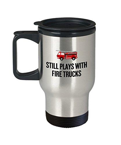 Funny Firefighter Gift - Fireman Present Idea -