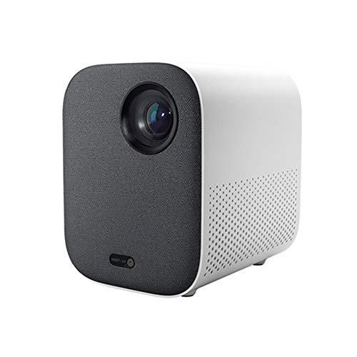 OFAY Smart HD Projektor Home Small 1080P Projektor LED Dual Band WiFi, Unterstützung HDR