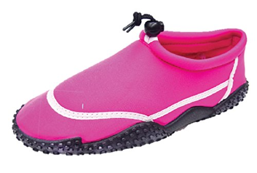 Royal Deluxe Ladies Eau (aqua) Chaussures Fushia