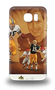 New Snap On Galaxy Skin 3D PC Case Cover Compatible With Galaxy S6 NFL Green Bay Packers Bart Starr #15 ( Custom Picture iPhone 6, iPhone 6 PLUS, iPhone 5, iPhone 5S, iPhone 5C, iPhone 4, iPhone 4S,Galaxy S6,Galaxy S5,Galaxy S4,Galaxy S3,Note 3,iPad Mini-Mini 2,iPad Air )