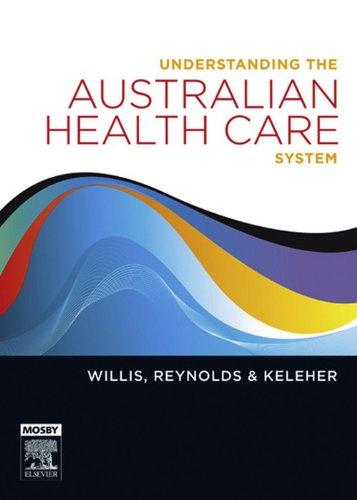 Understanding the Australian Health Care System Pdf