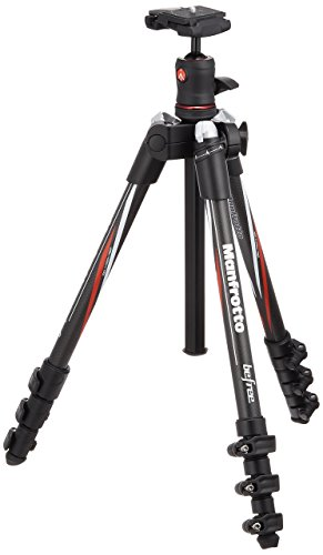 Manfrotto BeFree Compact Lightweight Tripod for