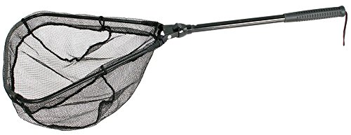 Aquascape 81031 Collapsible Pond and Fish Net, Black Coarse Mesh, 17-Inch