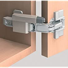 Blum 973A6000 BLUMOTION Soft Closing Mechanism for 170 Degree CLIP Top and CLIP Hinges, Nickel