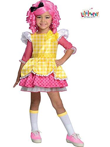 Deluxe Lalaloopsy Crumbs Sugar Cookie Costume - -
