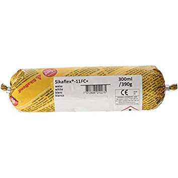 Sikaflex 11 FC+, Adhesivo multiusos y sellador de juntas elástico, Gris, Unipac 300ml: Amazon.es: Bricolaje y herramientas
