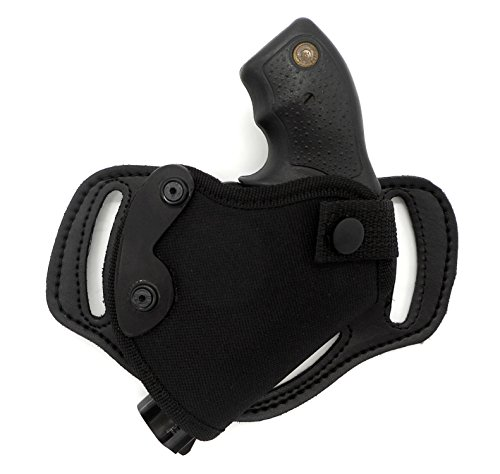 CEBECI ARMS Small of Back (SOB) and Right Side/Hip Holster for CHARTER ARMS 38 SPECIAL REVOLVERS 2