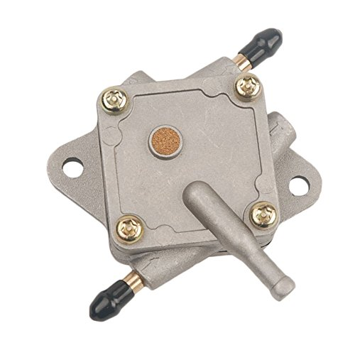 HIFROM Fuel Pump For EZGO TXT MEDALIST Golf Cart 4-Cycle 1994 1995 1996 1997 1998 1999 2000 2001 2002 2003 295cc 350cc Engine Replacement # 72021-G01 ()