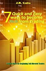 Everyone has to start someone when they get into the business of making money with money; there are no shortcuts to becoming successful and rich. The golden rules to trading are universal and are known and followed by all professionals who wo...