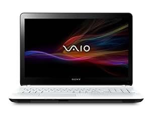 """Sony Vaio SVF1531B4E - Portátil de 15.5"""" (Intel Core i7 4500, 8 GB de RAM, 750 GB de disco duro, NVIDIA GeForce GT 740M, Windows 8) - Teclado QWERTY español"""
