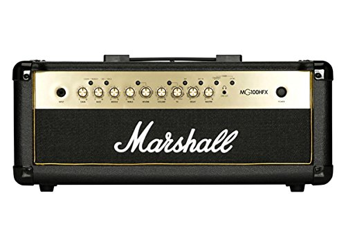 (Marshall MG100HGFX 100 Watt Head w/4 Programmable Channels and Effects)