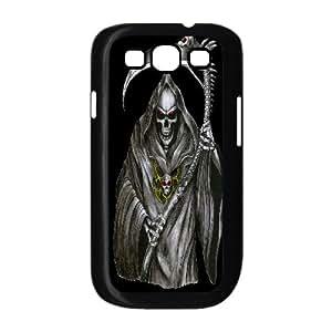 Santa Muerte - Grim Reaper Protective Case 61 For Samsung Galaxy S3 At ERZHOU Tech Store