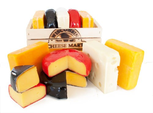 Wisconsin Cheese Mart Nibbler Crate product image