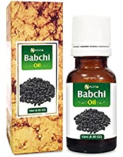 Babchi Oil (Psoralea Corylifolia) 100% Pure & Natural Carrier Oil-15ml