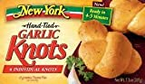 NEW YORK GARLIC KNOTS 7.3 OZ PACK OF 3