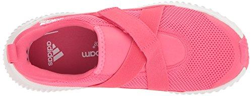 adidas Girls' Fortarun, Chalk Blue/Aero Pink/White, 10.5 M US Little Kid by adidas (Image #8)