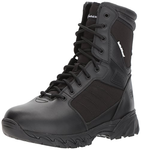 Smith & Wesson Men's Breach 2.0 Tactical Boots, Black, 10W (Buck Black Operation)