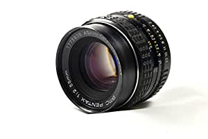 Pentax SMC Asahi 55mm f/2.0 1:2 PK-mount Manual Focus Lens
