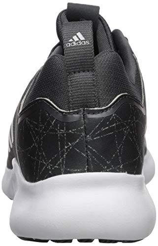 adidas Women's Edgebounce Grey/Black/White 5.5 M US by adidas (Image #2)