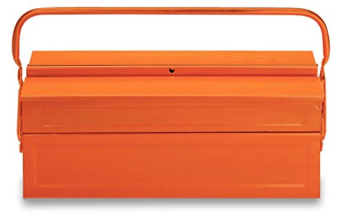 Tool Box Beta (Beta C19 Sheet Metal 3 Section Cantilever Tool Box, Empty)