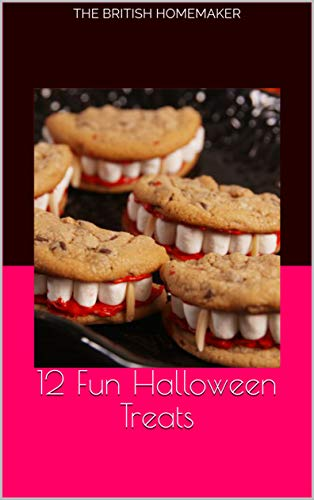12 Fun Halloween Treats]()