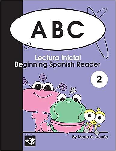 Descargar Epub Abc Beginning Spanish Reader 2: Lectura Inicial: Volume 2