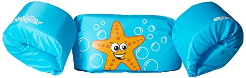 Stearns Puddle Jumper Basic Life Jacket, Blue Starfish, 30-50 lbs