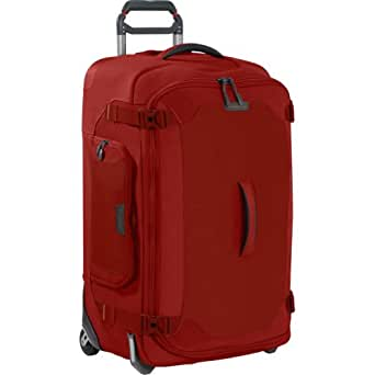 Briggs & Riley Luggage Expedition 28 Rolling Duffle Bag, Lava, Large