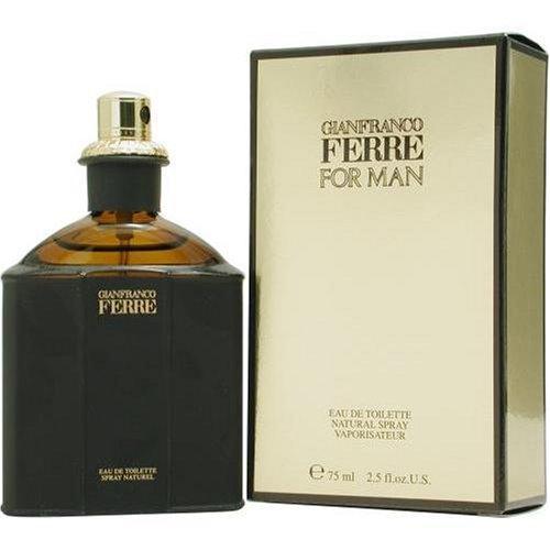 Ferre By Gianfranco Ferre For Men. Eau De Toilette Spray 2.5 oz ()