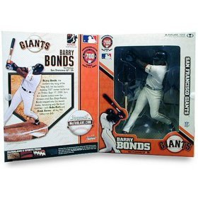 McFarlane Barry Bonds 700 Home Runs Commemorative Action Figure Box Set [Toy]