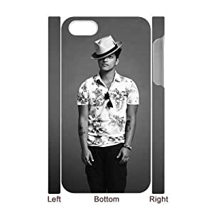 C-EUR Diy hard Case Bruno Mars customized 3D case For Iphone 4/4s by icecream design