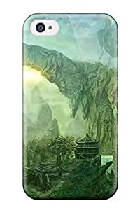 Fashion OEUvWzD11414oAQtO Case Cover For Iphone 4/4s(the Shrine)