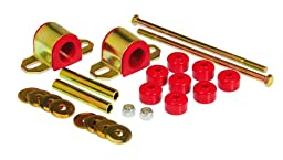 Prothane 4-1110 Red 28 mm Front Sway Bar Bushing Kit